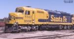 BNSF 6552