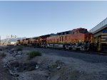 BNSF 3783 is the #3 unit on a Eastbound Z as she pulls the Train Northbound towards Cajon Pass, California.