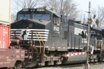 Trailing Engine On NS 20G