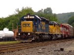 CSX 8839 heads a sweet sounding (and looking) Q293