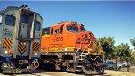 Amtrak/BNSF