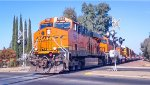 BNSF Southbound