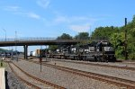 Norfolk Southern GP59E Leads 39G