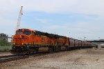 SB grain at Santa Fe Jct