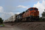 Intermodal w/ D9-40CW 2nd out