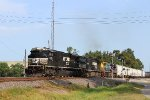 UP QDYTX-31 w/ NS SD70ACU leader!