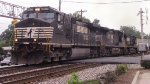 NS 9617 leading NS 214 Past Thomasville, NC