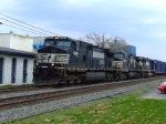 NS 65J Trash Train