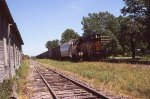 Milwaukee Road Bayport Turn