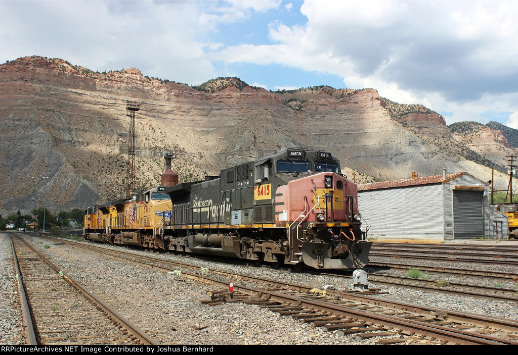 Southern Pacific Heritage