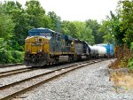 CSX 5467 and 8361