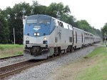 Amtrak 114 leads P092 Silver Star