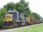 CSX W033 Welded Rail Train