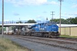 The Conrail Heritage unit makes an appearence on NS 294
