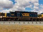 CSX 8129