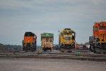 BNSF 3037 & 1823 BN 12605