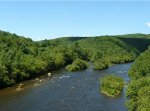 Lehigh River looking north