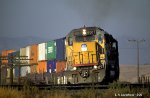 Union Pacific 6007 East