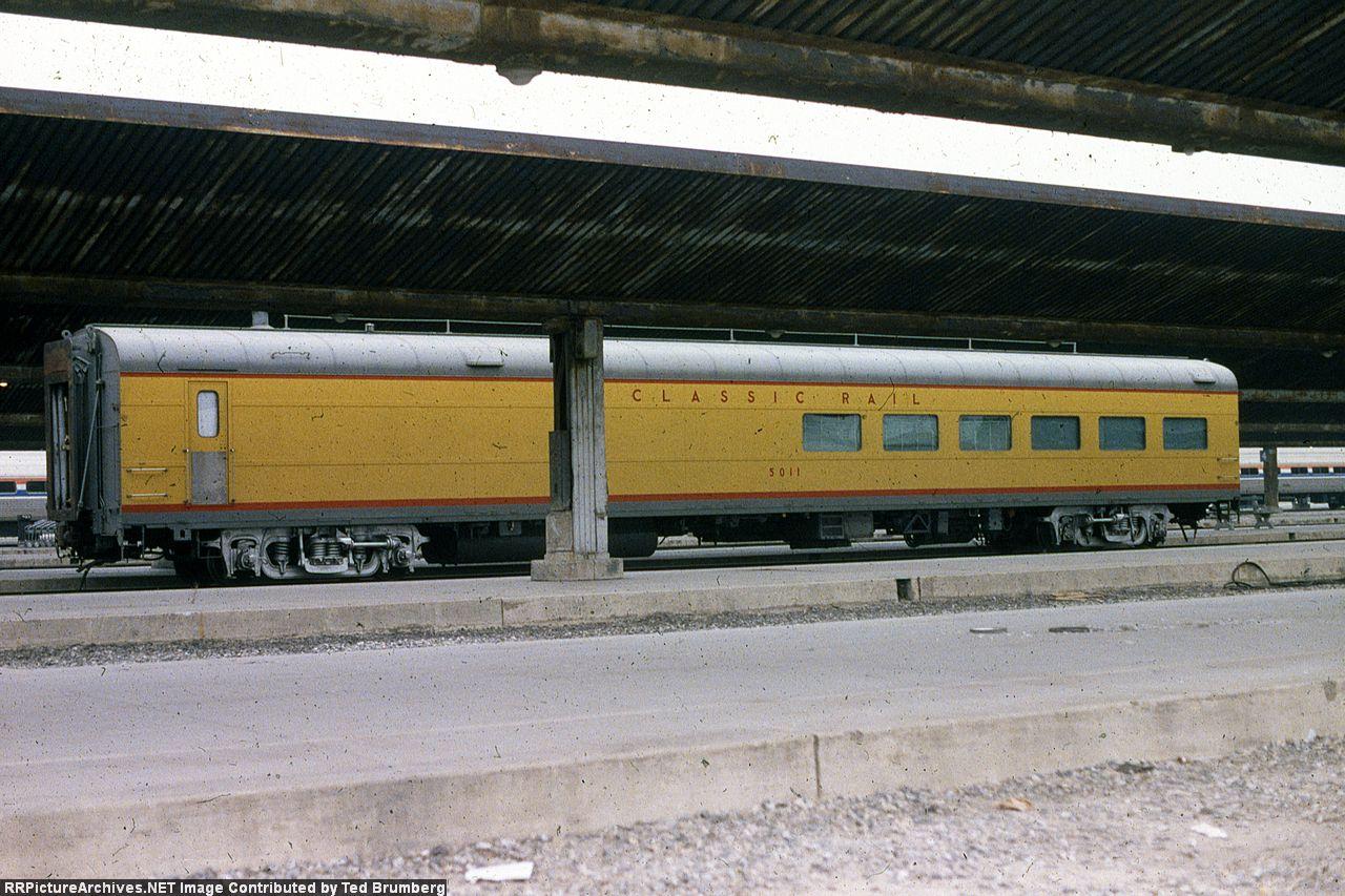 Classic Rail #5011
