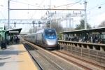 Acela Express Train 2125