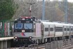 NJ Transit Train 3864