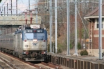 Amtrak Train 129