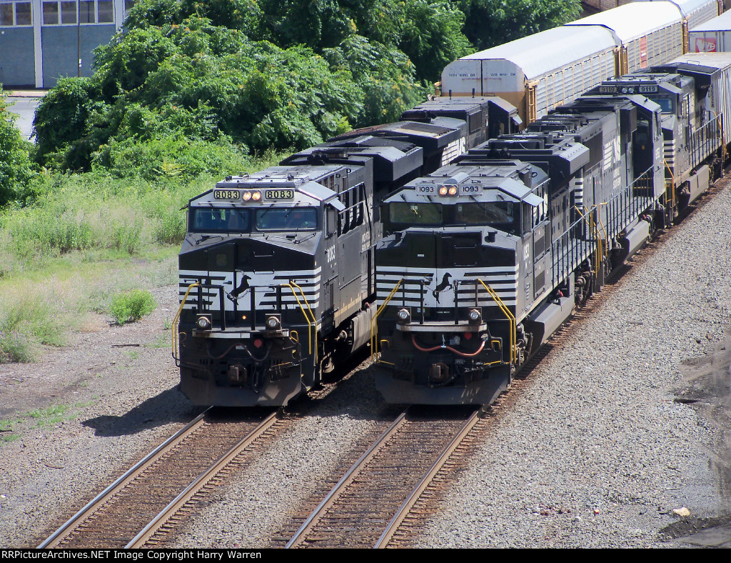 NS Side by side