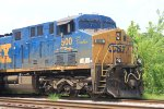CSX spirit of grafton #500