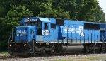 """NS 5406 leads a train onto the """"S"""" line"""