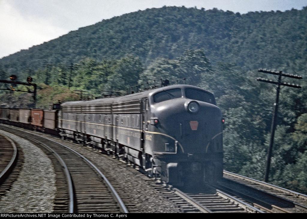 PRR 9547, EH-15, 1951