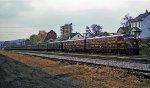 Ex-PRR 5898, E-8, 1987