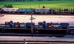 CSX 1201 & 1202