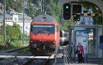 Headed for Interlaken Ost