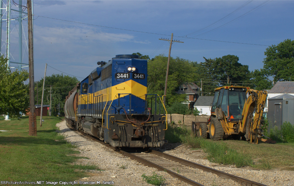 TPW 3441 West