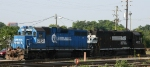 NS 2912 & 2837 sit in the yard
