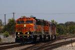 BNSF107, BNSF119 and SF102