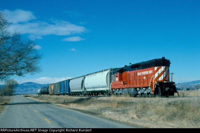 GWR 914