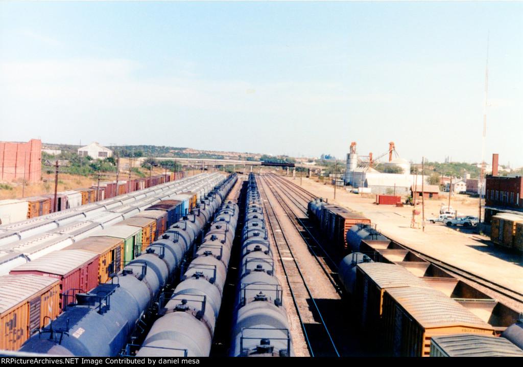 Union Pacific RR (Rio Grande Division for Texas Pacific RR)