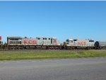 KCS 4163 North