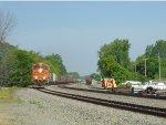BNSF 7631 East