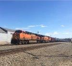 BNSF 8131 West