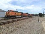 BNSF 5043 West