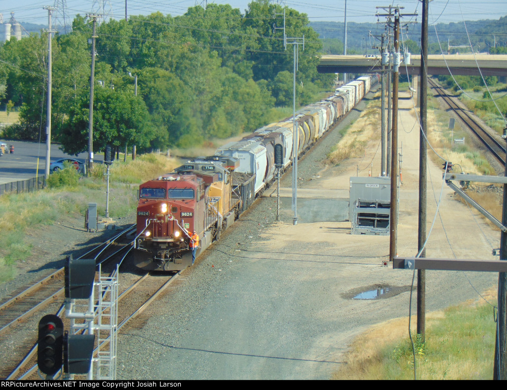 CP 9624 East