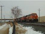 BNSF 7096 East