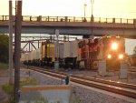 Sunset Q Train