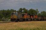 CREX1326, BNSF6117 and BNSF5737