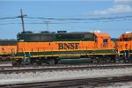 BNSF 3160 at murray yard