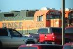 BNSF 2320