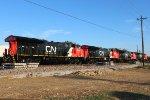 Brand new CN ET44ACs