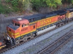 BNSF 4658
